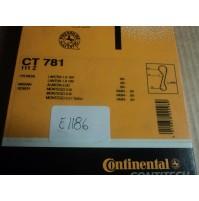 E1186 - CINGHIA DISTRIBUZIONE - CT781 - 111 DENTI - ROVER MONTEGO NISSAN ALMERA