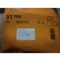 E1214 - CINGHIA DISTRIBUZIONE - CT703 - 99 DENTI - FIAT CROMA 2.5 TD THEMA