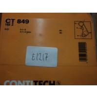 E1217 - CINGHIA DISTRIBUZIONE - CT849 - 152 DENTI - AUDI A4