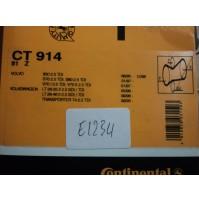 E1234 - CINGHIA DISTRIBUZIONE - 81 DENTI - CT914 - VOLVO 850 S70 V70 2.5 TDI