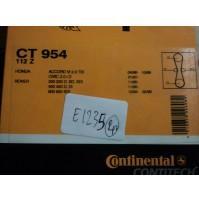 E1235 - CINGHIA DISTRIBUZIONE - 112 DENTI - CT954 - HONDA ACCORD CIVIC 2.0 VTI