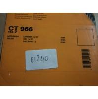 E1240 - CINGHIA DISTRIBUZIONE - 153 DENTI - CT966 - MITSUBISHI CARISMA 1.9 TD
