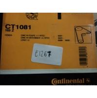 E1267 - CINGHIA DISTRIBUZIONE - 103 DENTI - CT1081 - HONDA CIVIC 1.7 VITEC
