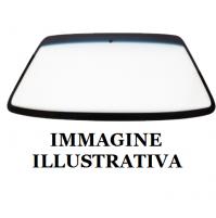 E184 - LUNOTTO REAR GLASS - LANCIA FULVIA BERLINA + GUARNIZIONE OMAGGIO