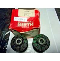 E1991 - BIRTH 5196 COPPIA BOCCOLE SILENT BLOCK BRACCIO OSCILLANTE AUDI 80