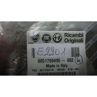 E2201 -- GUARNIZIONE 51799495 TUBO SCARICO ALFA ROMEO LANCIA FIAT -0