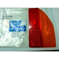 E2412 - PLASTICA FANALE POSTERIORE LANCIA BETA ORIGINALE CARELLO DESTRO DX