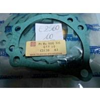 E2560 - GUARNIZIONE ORIGINALE 88G215 Healey Sprite MG MIDGET MINI POMPA ACQUA