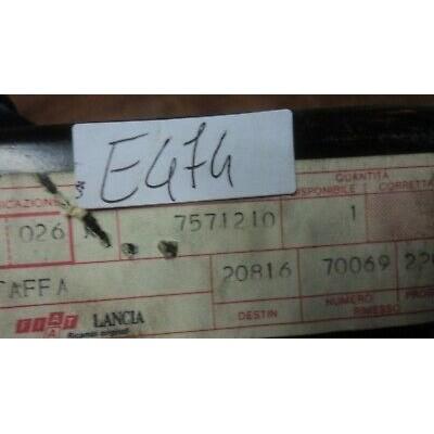 E474 -- 7571210 STAFFA SUPPORTO MOTORE LATO CAMBIO FIAT UNO CLIP INNOCENTI-1