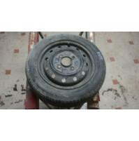 F1281 - RUOTA COMPLETA  PNEUMATICO USATO REGNO 145 65 13