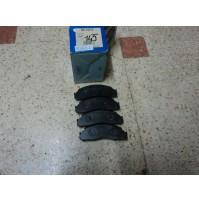 F1681 - KIT SET PASTICCHE PASTIGLIE ANTERIORI 83.153.0 FORD 17,5mm