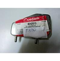 F880 - STAFFA 4642013 PARAURTI POSTERIORE DESTRO DX FIAT PANDA