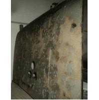 M1234 XX - COFANO ANTERIORE MINI DE TOMASO TURBO