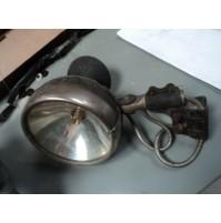 M158 XX - FANALE CON SPECCHIETTO RETROVISORE AUTO D'EPOCA ANNI 40 ROLLS BENTEY