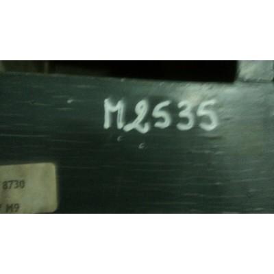 M2535 XX - STOCK LOGO SCRITTA EMBLEM BADGE STEMMA FORD ESCORT FIESTA-0