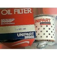 M39 XX FILTRO OLIO OIL FILTER - UNIPART GFE147 AUSTIN ALLEGRO TRIUMPH TR7 MG