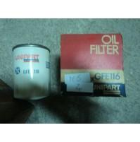M5 XX FILTRO OLIO OIL FILTER GFE116 Rover 2.0 2.2 2.4 SC RC ASTON MARTIN LAGONDA