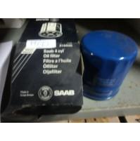 M50 XX FILTRO OLIO OIL FILTER 9144445 SAAB ORIGINALE