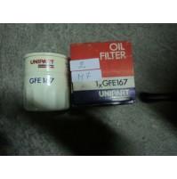 M7 XX FILTRO OLIO OIL FILTER GFE167 UNIPART ROVER SD1
