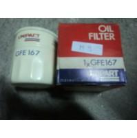 M9 XX FILTRO OLIO OIL FILTER GFE167 UNIPART ROVER SD1