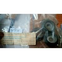 M958 XX - Supporto parapolvere - AAA1324 SET 4PEZZI MG MGB